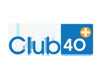 Clube 40+ | RJ