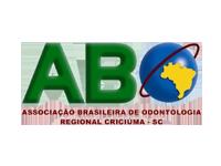 Associação Brasileira de Odontologia – Regional Criciúma | SC
