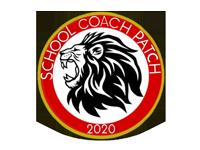 School Coach Patch | RJ
