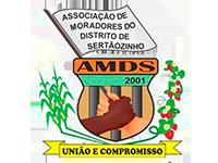 ASSOCIAÇÃO DE MORADORES DO DISTRITO DE SERTÃOZINHO-AMDS – MG